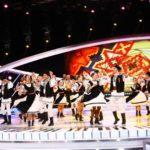 """Ansamblul """"Tradiţii Uiorene"""", steaua judeţului Alba, pe scena finalei NextStar România"""