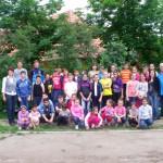 Copiii instituționalizați din Ocna Mureş au fost oaspeții elevilor școlii din Războieni