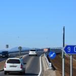 Ocnamuresinfo.ro | Autostrada Sibiu – Orăștie: În zona Șibot s-a deschis circulația pe pasajul rutier