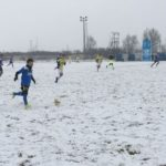 Amicale pe bandă rulantă pentru Soda: CS Ocna Mureș – CS Florești (juniori A1) 5-0 (2-0)