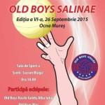 """26 septembrie: Ocna Mureş găzduieste cea de-a VI-a ediție a Turneului """"Salinae"""" de la volei old boys"""