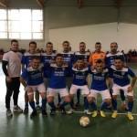 CS Ocna Mureş s-a calificat în semifinalele Campionatului Județean de Futsal