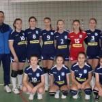 CS Ocna Mureş – Medicina Tg. Mureş 0-3, în ultima etapă a Campionatului Național de volei feminin, cadete