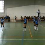 Începând de astăzi Ocna Mureşul este gazda turneului semifinal de minivolei feminin