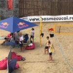 Debutanţii de argint, CS Ocna Mureş, vicecampioană naţională la volei pe plajă