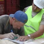 Inspectorii ITM au aplicat o amendă de 20.000 lei unei firme din Ocna Mureș pentru muncă la negru