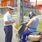 Un minor din Ocna-Mureș este cercetat penal pentru conducerea unui motoscuter fără permis