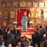 ÎPS Irineu a adus bucurie în inimile creştinilor din  Războieni
