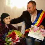 Minodora Avram, din satul Odverem, are inima tânără de… 100 de ani!