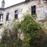 După celebrele Băi Sărate, o nouă ruină istorică se conturează la Ocna Mureş