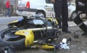 accident moped alcool