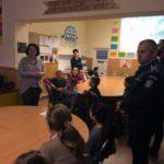 Acțiune de informare organizată de poliţiştii din cadrul Compartimentului Analiza şi Prevenirea Criminalităţii pentru tinerii din Ocna Mureș și Războieni