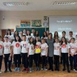 """Liceul Teoretic """"Petru Maior"""" din Ocna Mureș a găzduit ieri o activitate extrașcolară pe tema combaterii fenomenului de """"bullying"""""""