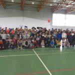 Activităţi sportive şi jocuri interactive pentru copiii din Ocna Mureş şi Vama Seacă