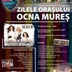 Heaven, Vescan şi Like Chocolate, invitaţi speciali la Zilele Oraşului Ocna Mureş