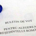 Klaus Iohannis a câștigat primul tur al alegerilor prezidențiale – 2019, la Ocna Mureș