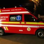 Accident rutier pe DN1 la ieșirea din Aiud înspre Teiuș provocat de un șofer neatent din Ocna Mureș