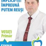 (P) Alegeri Locale 2016 – Dragi cetăţeni ai comunei Lunca Mureşului