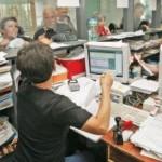 """Sâmbătă, bugetarii recuperează """"liberele"""" de sărbători – program de lucru normal în instituții"""