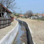 Canalul de gardă al oraşului Ocna Mureş va fi întregit anul acesta