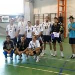 Vezi câștigătorii turneului de volei Old Boys Salinae
