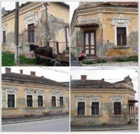 Clădirea abandonată a Clubului Salinei, subiect de discuţie în Parlamentul României