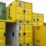 La Ocna Mureş s-ar putea amenaja cel mai mare parc logistic pentru containere din România