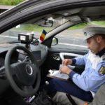 Bărbat de 50 de ani din județul Mureș surprins în timp ce conducea fără permis, pe raza localității Găbud
