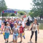 Bucurii pentru copiii din Centrele de zi de la Războieni şi Silivaş