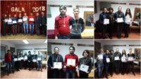"""Elevii cu rezultate deosebite la învățătură de la Liceul Tehnologic Ocna Mureş, premiaţi în cadrul """"Galei Tinerilor Ocnamureşeni"""""""