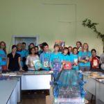 """Şcoala Gimnazială """"Avram Iancu"""" din Unirea printre câştigătorii competiţiei """"Şcoala ta merită o bibliotecă"""", organizată de Fundaţia Dan Voiculescu şi Editura Rao"""