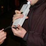 Șofer din Noșlac cu o alcoolemie de cu 1,28 mg/l oprit la timp de polițiștii din Ocna Mureș