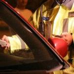Tânăr de 24 de ani din Unirea, depistat de polițiștii din Ocna Mureș în timp ce conducea băut pe raza comunei Noșlac