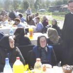 O zi mai deosebită pentru vârstnicii comunei Fărău