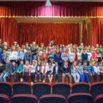 """Zeci de copii din Ocna Mureș implicați în activități cu scop educativ, în cadrul primei ediții a Proiectului educațional """"RECICLEAZĂ! FII ECO!"""""""
