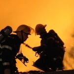 Un bărbat din Ocna Mureș a ars de viu în urma unui incendiu