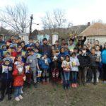 Întâlniri sportive între copii din centrele de zi din Războieni și Silivaș
