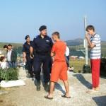 Jandarmii din Alba au asigurat ordinea la evenimentele din acest weekend