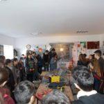 Zeci de elevi de la școli gimnaziale, interesați de oferta educațională a Liceului Tehnologic Ocna Mureș