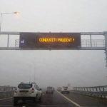 O echipă de la CNAIR a inspectat Lotul 3 al Autostrăzii A10, în vederea recepției lucrărilor dintre Aiud și Decea