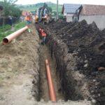 La Unirea, reţea de canalizare şi alimentare cu apă în Ciugudu de Sus şi Ciugudu de Jos
