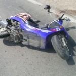 Un tânăr beat și fără permis a ajuns cu mopedul în șanț pe raza localităţii Silea