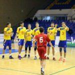 Florian Bartha, originar din Ocna Mureș, calificat cu echipa naţională a României la Turneul Final al Campionatului European de Volei Under 19