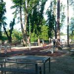 Parcul vechi al oraşului Ocna Mureş va fi restaurat
