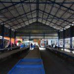 La Ocna Mureş, piaţa alimentară a fost renovată, iar cea industrială va fi strămutată
