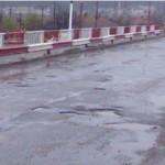 O firmă din Baia de Arieș va executa reparațiile podului de peste Mureș