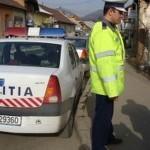 Un biciclist a fost acroșat de o șoferiță neatentă la Ocna Mureș