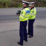 Acțiune de prevenire a accidentelor rutiere derulată de polițiștii din Ocna Mureș pe raza comunei Unirea