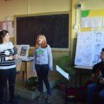 Recital de poezie și colinde, expoziții de fotografie și poeme vizuale, la Liceul Tehnologic din Ocna Mureș