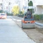 Lucrările de infrastructură continuă la Ocna Mureș